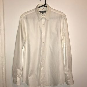 Kenneth Cole Reaction Men's Slim Fit Shirt SZ L